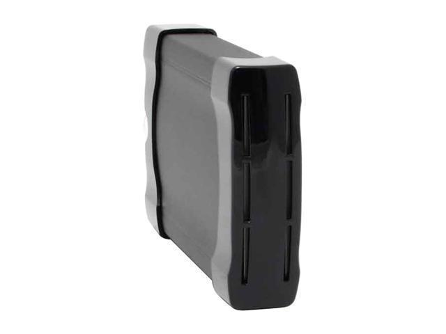 """COOLMAX CD-310-eSATA Aluminum 3.5"""" USB 2.0 & eSATA External Enclosure"""
