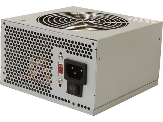 COOLMAX V-500 500W ATX Power Supply