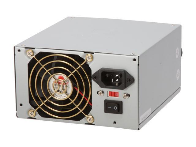 COOLMAX CT-450 450W ATX12V Power Supply