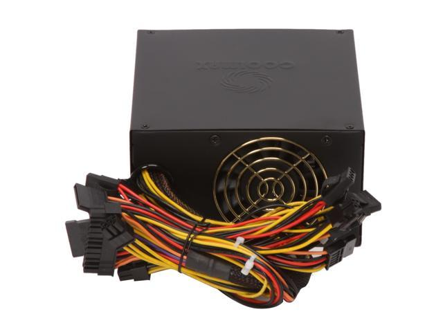 COOLMAX CTI-700B 700W ATX12V SLI Ready CrossFire Ready Power Supply