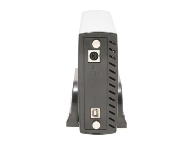 """POWMAX EMV35SAT-DSL Aluminum 3.5"""" USB 2.0 External Enclosure"""