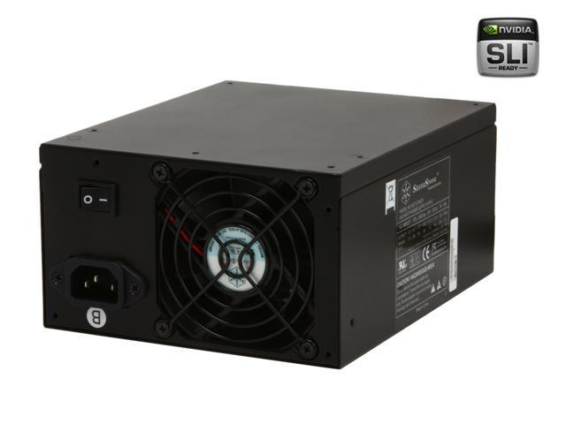 SILVERSTONE ZEUS ST65ZF 650W ATX 12V 2.0 & EPS 12V SLI Certified CrossFire Ready Active PFC Power Supply