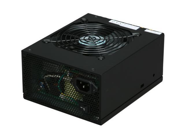 SILVERSTONE ST60F 600W ATX 12V 2.01 / EPS 12V SLI Ready Active PFC Power Supply