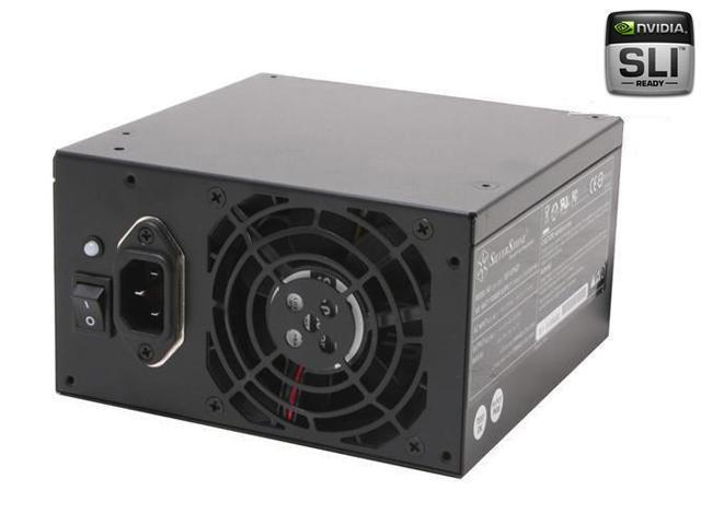 SILVERSTONE ST56ZF 560W ATX12V / EPS12V SLI Certified CrossFire Ready Active PFC Power Supply