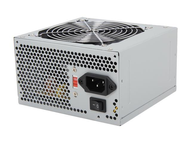 LOGISYS Computer PS550E12 550W ATX12V Power Supply