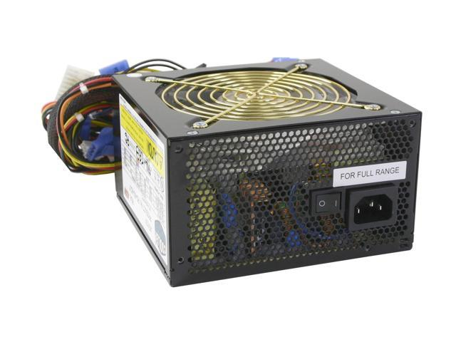 COOLER MASTER Real Power RS-450-ACLY 450W ATX12V Active PFC Power Supply