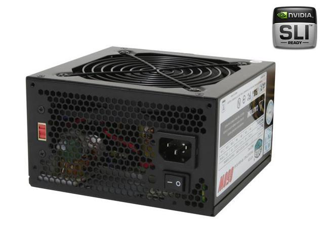 COOLER MASTER eXtreme Power RP-650-PCAR 650W ATX from factor 12V V2.01 SLI Certified CrossFire Ready Power Supply