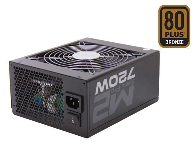 Cooler Master Silent Pro M2 - 720W Power Supply with 80 PLUS Bronze Certification and Modular Cables