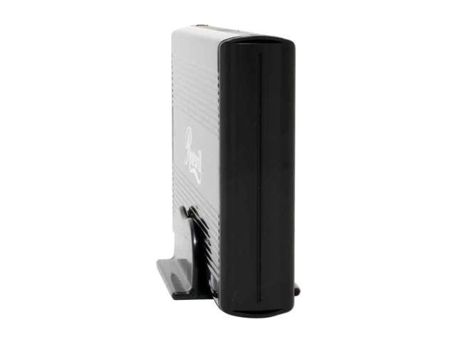 "Rosewill RX35MV-U Series RX35MV-U BLK Aluminum & plastic 3.5"" Black Compliant with USB 1.1 & USB 2.0 Tool-Less light weight External Enclosure"