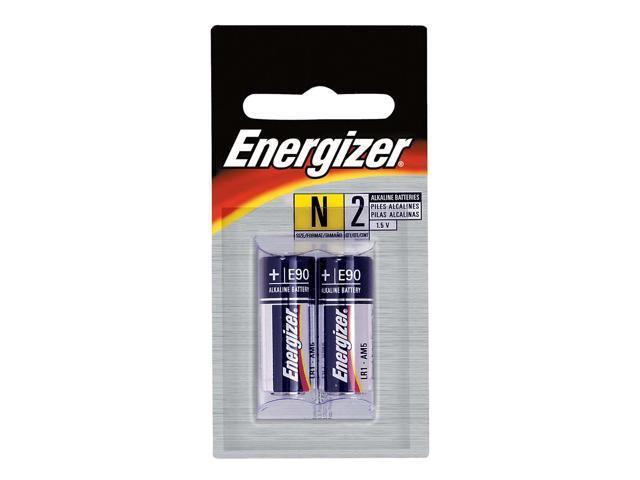 Energizer E90BP-2 2-pack 1000mAh N Alkaline Batteries