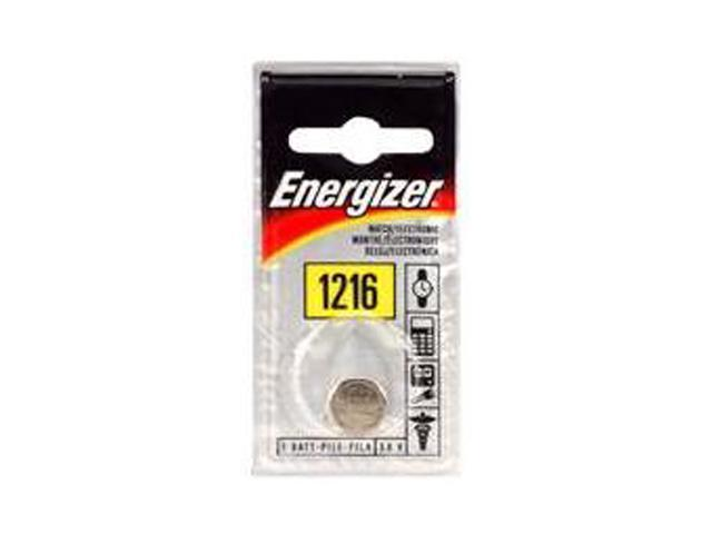 Energizer ECR1216BP 1-pack 25mAh 1216 Lithium Coin Cell Batteries