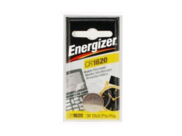 Energizer ECR1620BP 1-pack 1620 Lithium Coin Cell Batteries