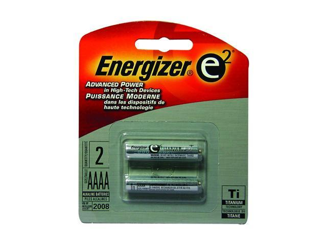 Energizer 96BP-2 2-pack AAAA Alkaline Batteries