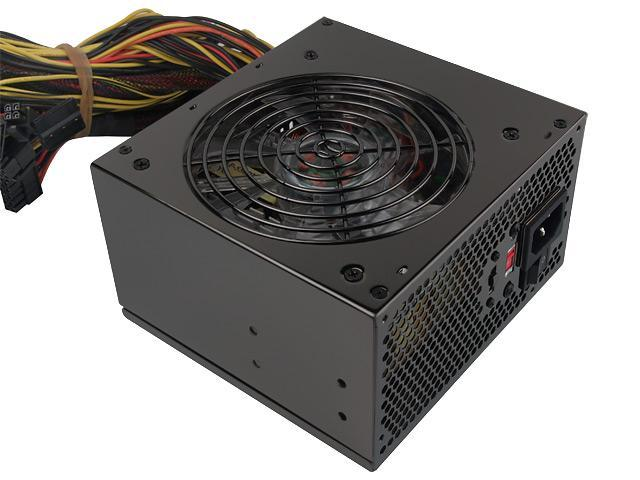 Rosewill RP500-2 500W ATX12V v2.01 Power Supply