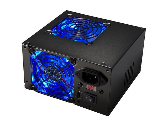 Rosewill RP550V2-D-SL 550W ATX12V v2.01 SLI Ready CrossFire Ready Power Supply