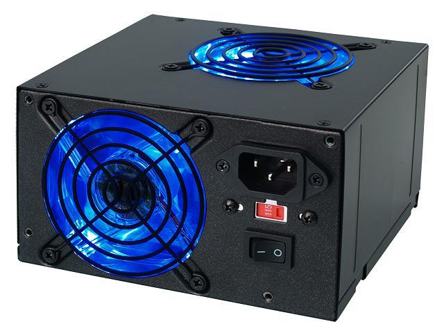 Rosewill Stallion Series RD500-2DB 500W ATX12V Power Supply
