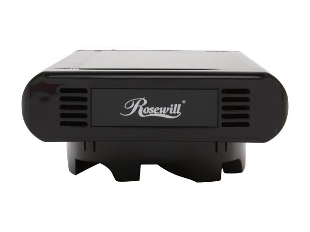 "Rosewill RX355-U Aluminum 3.5"" USB 2.0 External Enclosure"