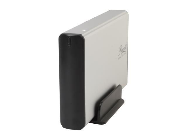 Rosewill RX35-AT-SC SLV Silver External Enclosure