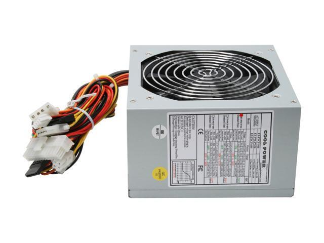 Eagle Tech Cool Power ET-PSCP 500 500W ATX12V Power Supply