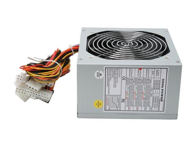 Eagle Tech Cool Power ET-PSCP 550 550W ATX12V Power Supply