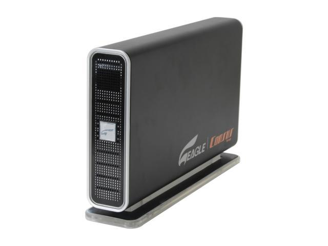 "Eagle Consus T-Series ET-CSTU2-BK 3.5"" USB2.0 to IDE External Enclosure"