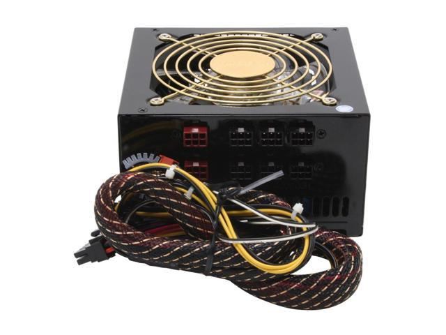ENERMAX Liberty ELT500AWT 500W ATX12V SLI Certified CrossFire Ready 80 PLUS Certified Modular Active PFC Power Supply