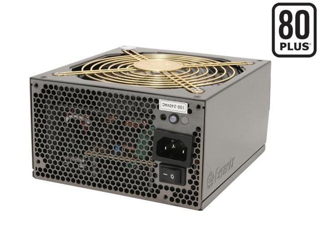 ENERMAX INFINITI EIN650AWT 650W ATX12V / EPS12V SLI Certified CrossFire Ready 80 PLUS Certified Modular Active PFC Power Supply