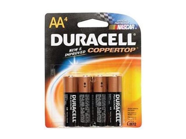 DURACELL MN1500B4Z 4-pack AA Alkaline Batteries