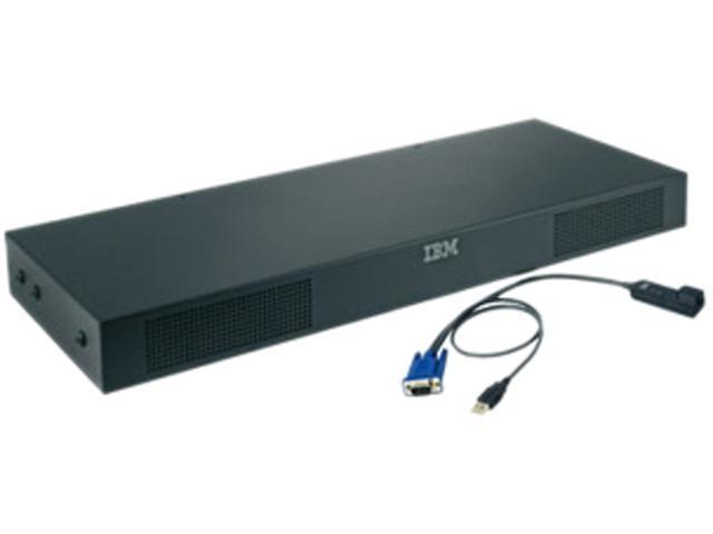 IBM 1754A1X KVM Switch