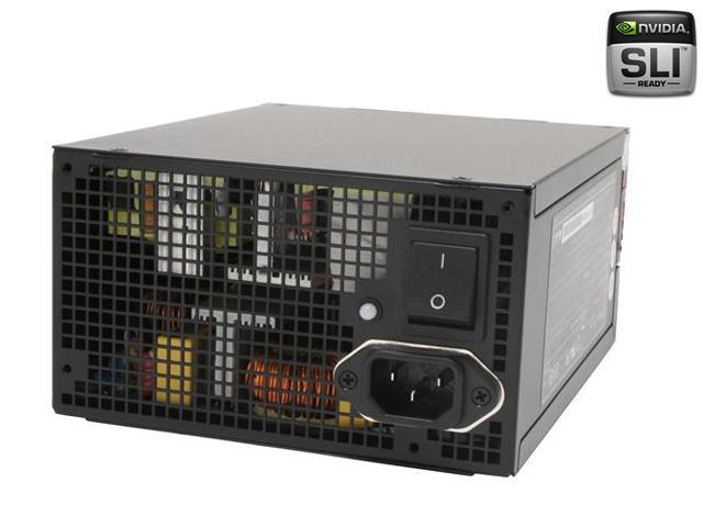 SILVERSTONE ST85ZF 850W ATX 12V 2.2 & EPS12V SLI Certified CrossFire Ready Active PFC SLI Certified Power Supply