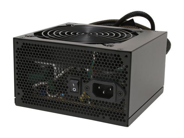 SILVERSTONE ST50EF-Plus 500W ATX 12V 2.2 SLI Ready 80 PLUS Certified Active PFC Power Supply
