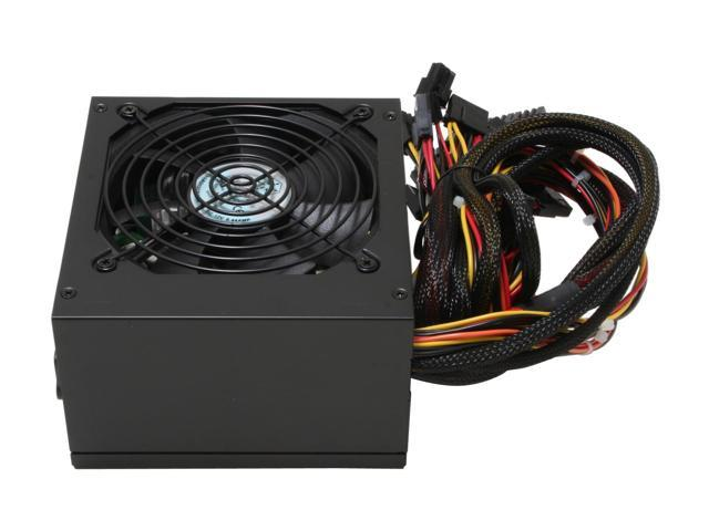 SILVERSTONE ST50EF-Plus 500W ATX 12V 2.2 SLI Ready 80 PLUS Certified Active PFC Power Supply