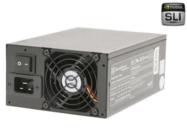 SILVERSTONE OP1000 1000W ATX 12V 2.2 & EPS 12V SLI Ready CrossFire Ready Active PFC Power Supply
