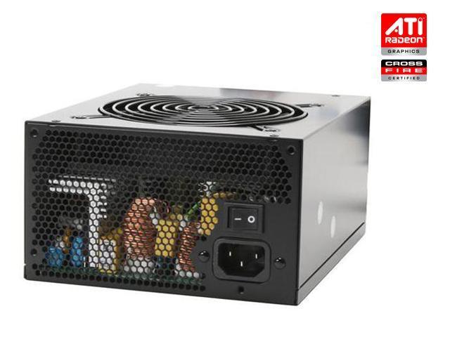 SILVERSTONE DECATHLON DA650 650W ATX 12V 2.2 & EPS 12V CrossFire Ready Full Modular Active PFC Power Supply