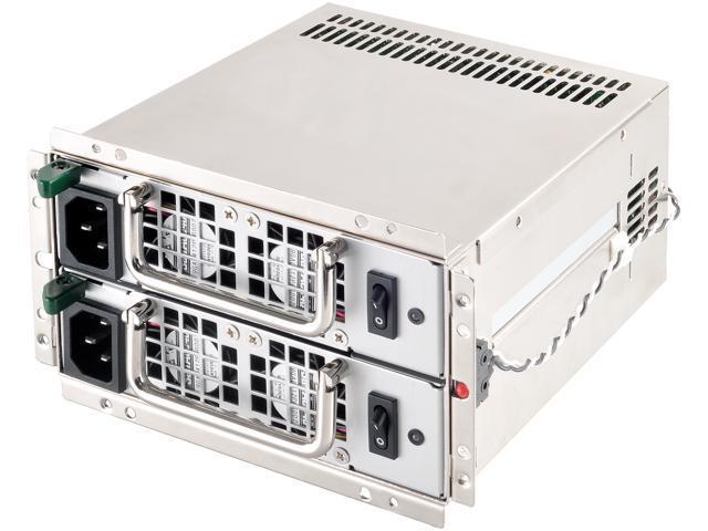 SILVERSTONE Gemini Series SST-GM400-S 400W +400W ATX12V 80 PLUS SILVER Certified Active PFC Power Supply