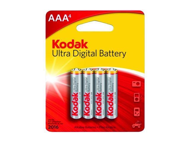 Kodak KUD3A4 Batteries