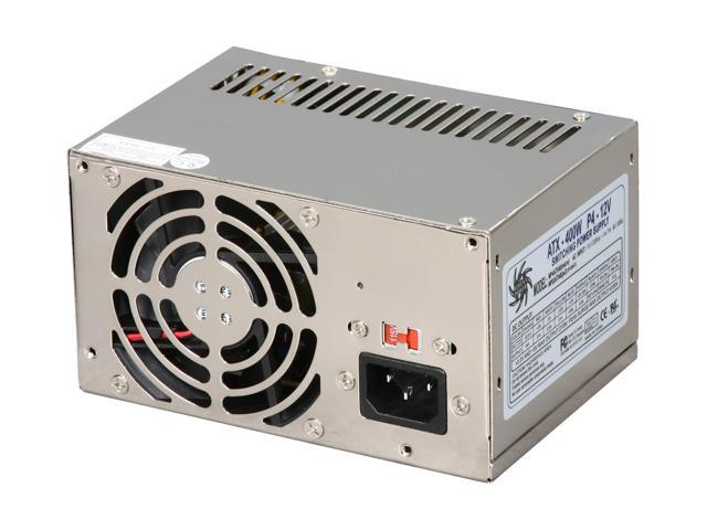 Athena Power AP-MPS3ATX40 400W Micro PS3 / ATX12V  SLI Ready CrossFire Ready   DELL, HP Upgrades/Replacement Power Supply