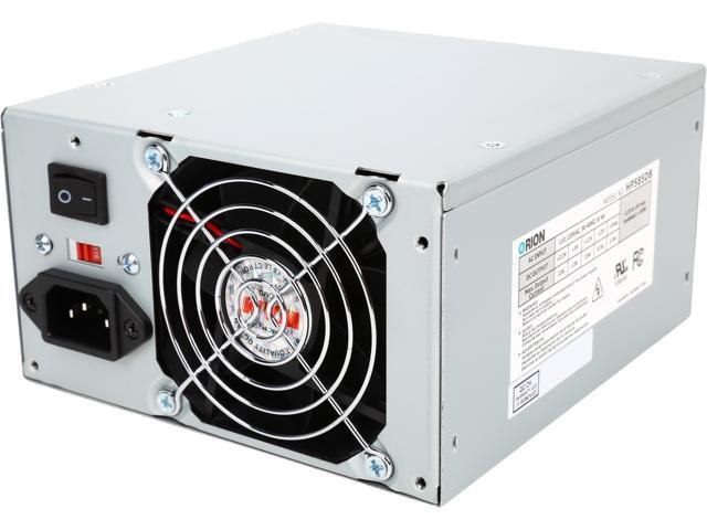 hec HP585DB 585W ATX12V Power Supply - Power Cord Included