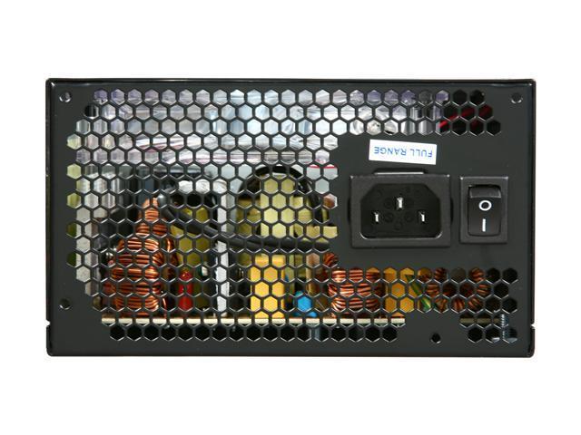 OCZ GameXStream OCZ850GXSSLI ATX12V v2.2 and EPS12V 850Watts Power Supply 100 - 240 V CB, CE, CSA, UL