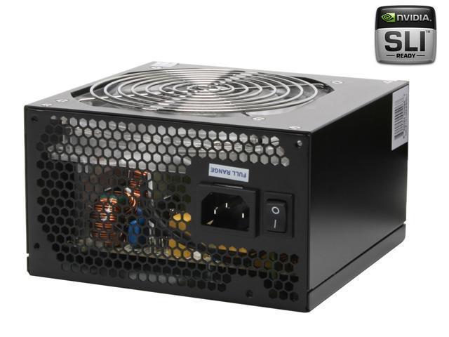 OCZ GameXStream OCZ1010GXSSLI 1010W ATX12V / EPS12V SLI Ready Active PFC Power Supply