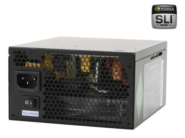 OCZ ModXStream OCZ780MXS 780W ATX12V / EPS12V SLI Ready Modular Active PFC Power Supply