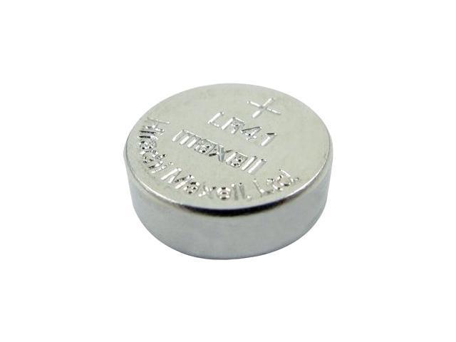 LENMAR WCLR41 1.5V / 30mAh LR41, 192 Alkaline Coin Cell Batteries