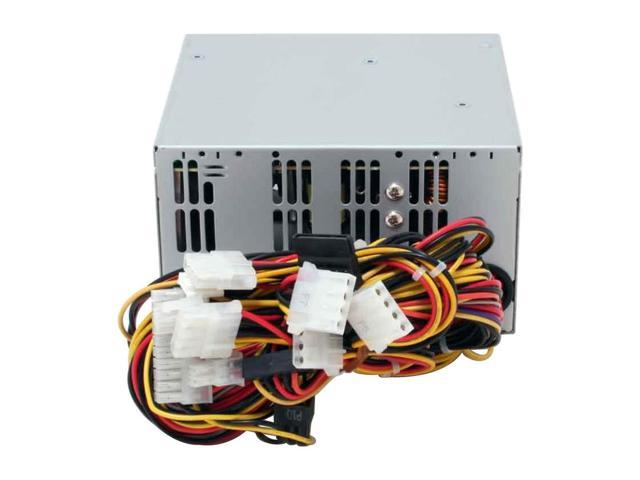 Antec Basiq BP500U 500W Continuous Power ATX12V Version 2.01 Active PFC Power Supply
