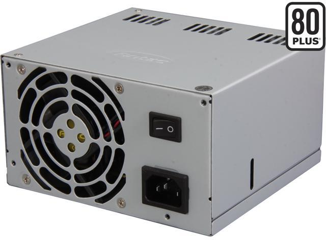 Antec Basiq BP500U 500W Continuous Power ATX12V Version 2.01 Active PFC Power Supply - Intel Haswell Fully Compatible