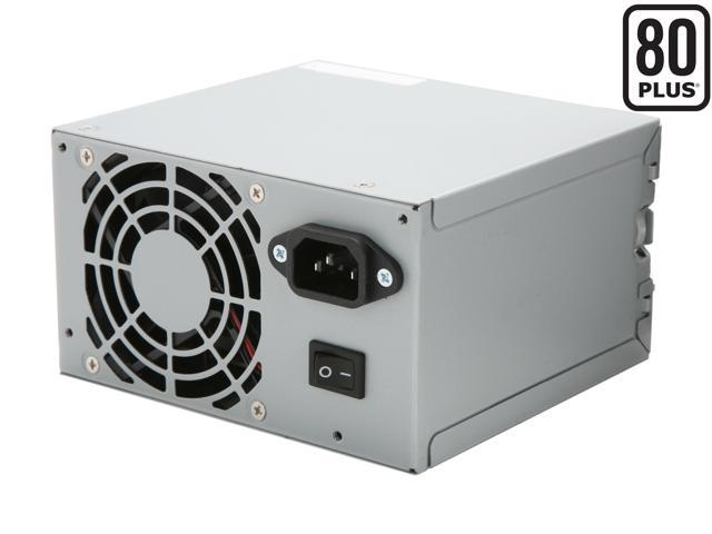 Antec Basiq BP430 430W Continuous Power ATX12V Version 2.2 80 PLUS Certified Active PFC Power Supply - Intel Haswell Fully Compatible