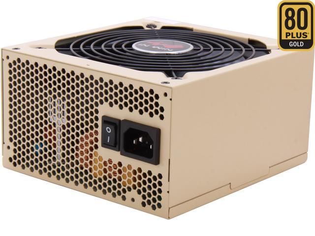 IN WIN Commander III 600 600W ATX 12V 2.31 / EPS 12V 2.92 SLI Ready CrossFire Ready 80 PLUS GOLD Certified Modular Active PFC Power Supply