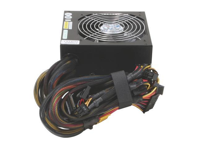 ZALMAN ZM460B-APS 460W Continuous @ 45°C ATX12V V2.2 / EPS12V V2.91 SLI Ready CrossFire Ready Active PFC Power Supply