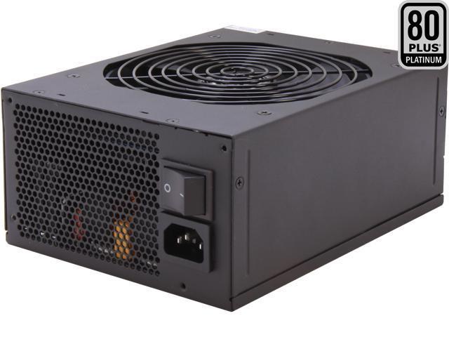 ZALMAN 1250 Platinum 1250W ATX12V v2.3 SLI CrossFire 80 PLUS PLATINUM Certified Modular Active PFC Power Supply