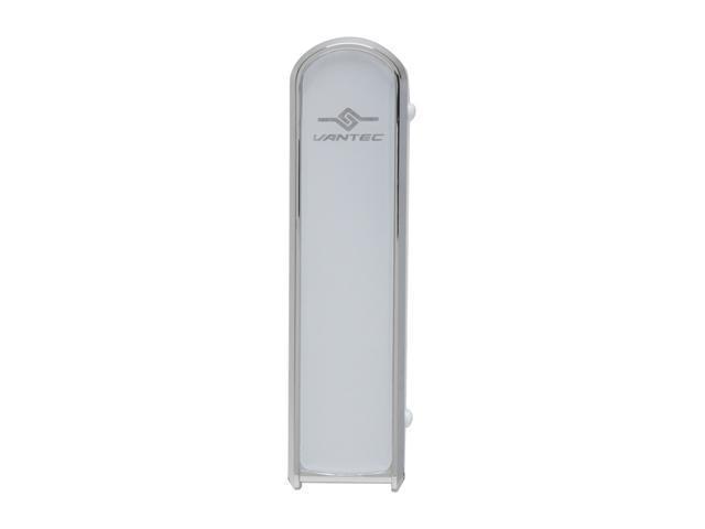 "Vantec NexStar 3i 3.5"" SATA to USB 2.0 External Hard Drive Enclosure with Power Management - Model NST-360S2i-WH"