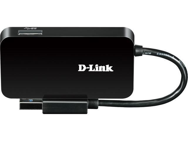 D-Link DUB-1341 Super Speed USB 3.0 Hub